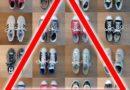 Le cattive scarpe quotidiane prime cause dei nostri problemi